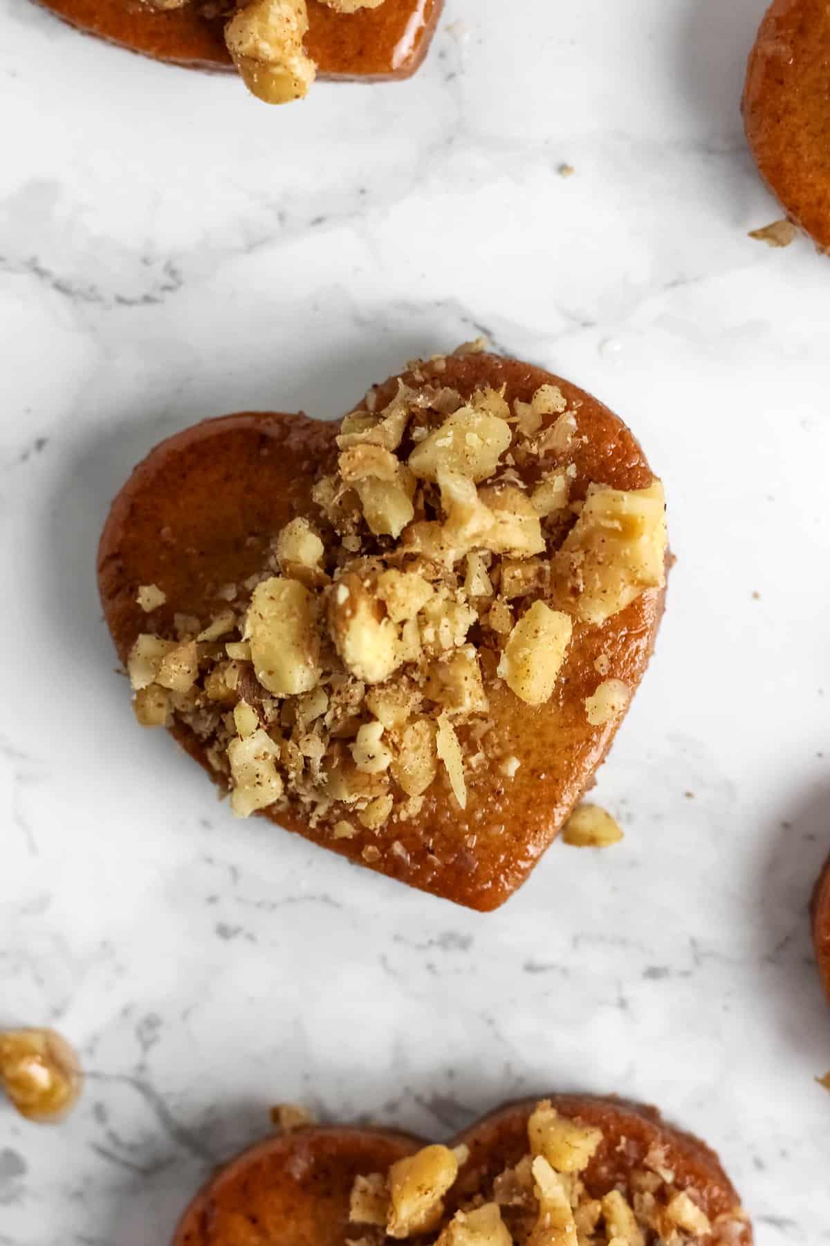 Melomakarona Greek Honey Spice Christmas Cookies 2 Baked Ambrosia